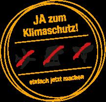 Logo Klimaschutz Selbstverpflichtung